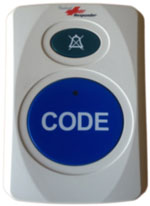 Responder Systems nurse call code blue button